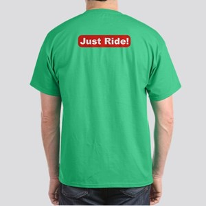 Just Ride Dark T-Shirt