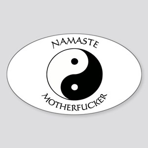 Namaste Motherfucker 3.pptx Sticker