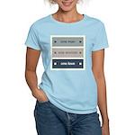 One Man, One Woman, One Love Women's Light T-Shirt