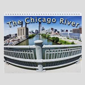 Chicago River Wall Calendar