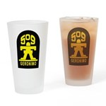 509th Infantry Drinking Glass