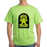 509th Infantry Green T-Shirt
