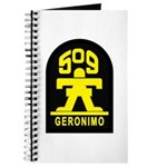509th Infantry Journal