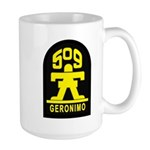 509th Infantry Large Mug