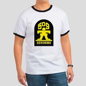 509th Infantry Ringer T
