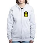 509th Infantry Women's Zip Hoodie