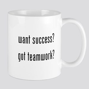 want success? got teamwork? Mug