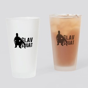 Slav Squat Drinking Glass