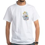 West Coast Tattoo White T-Shirt