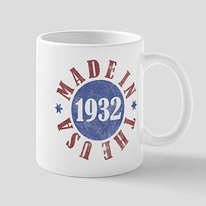 1932 Made In The USA Mug