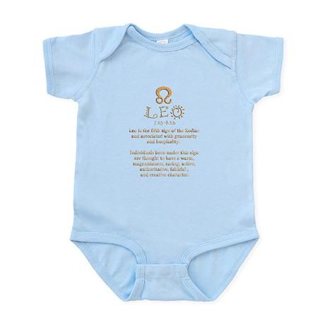 Leo Infant Bodysuit