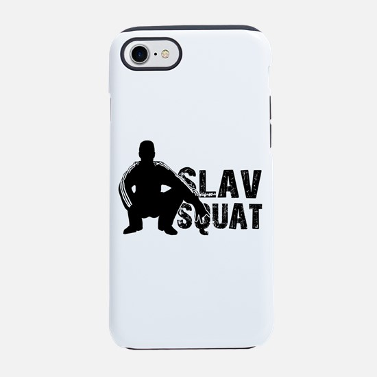 Slav Squat iPhone 7 Tough Case