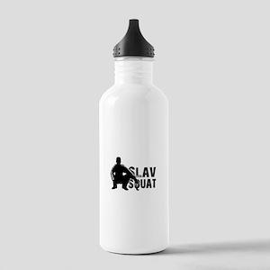 Slav Squat Stainless Water Bottle 1.0L