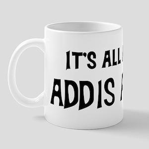 All about Addis Abeba Mug