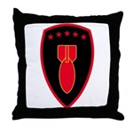 71st EOD Throw Pillow