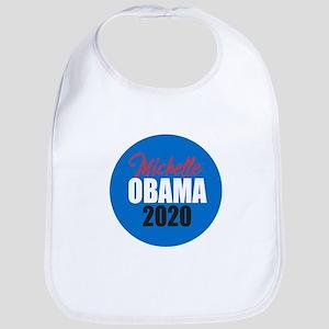 Michelle Obama 2020 Baby Bib