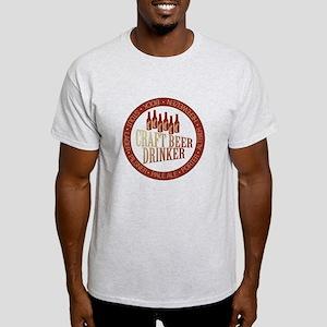 Craft Beer Drinker Light T-Shirt
