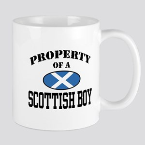 Property of a Scottish Boy Mug