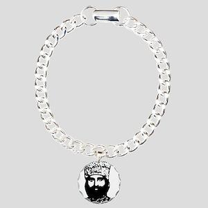 H.I.M. 16 Charm Bracelet, One Charm