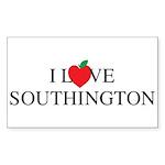 Southington Sticker (Rectangle 50 pk)