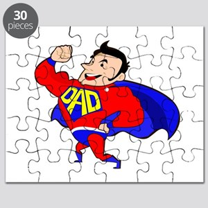 Fathers Day Super Dad Puzzle