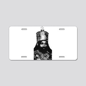 H.I.M. 14 Aluminum License Plate