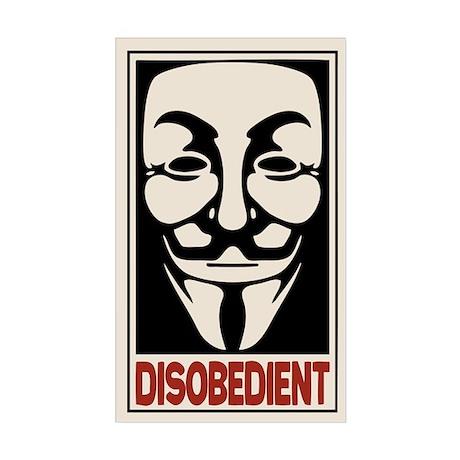 Disobedient Accessories