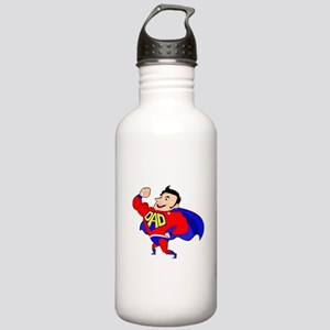 Fathers Day Super Dad Stainless Water Bottle 1.0L