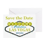 Save the Date Greeting Cards (Pk of 10)
