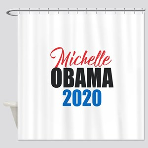 Michelle Obama 2020 Shower Curtain