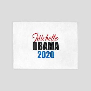 Michelle Obama 2020 5'x7'Area Rug