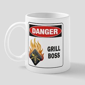 Grill Boss Mug