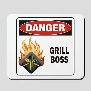Grill Boss Mousepad
