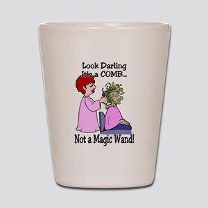 Look Darling Shot Glass