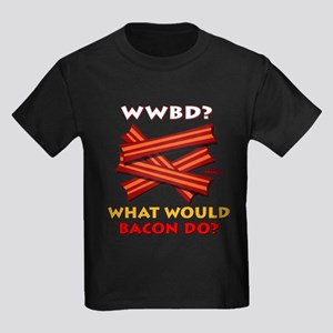 WWBD? Kids Dark T-Shirt