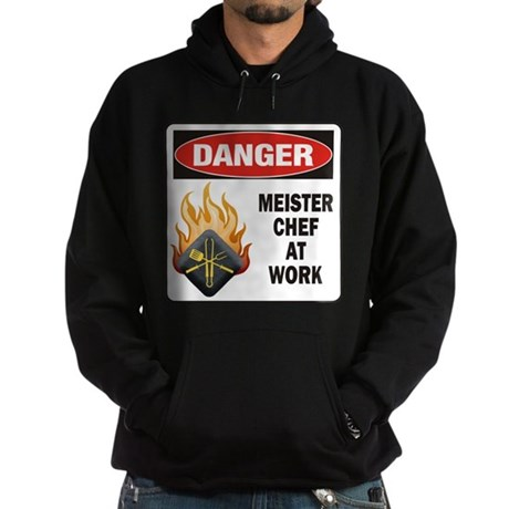 Meister Chef Hoodie (dark)