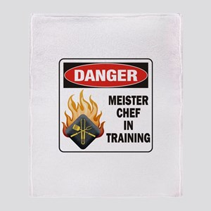 Meister Chef Throw Blanket