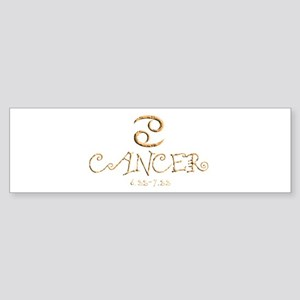 Cancer Sticker (Bumper)