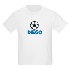 Soccer - Diego Kids T-Shirt