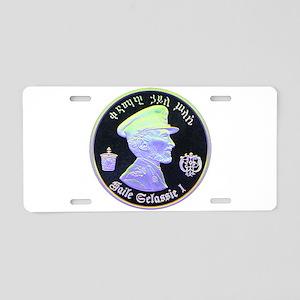 H.I.M. 11 Aluminum License Plate