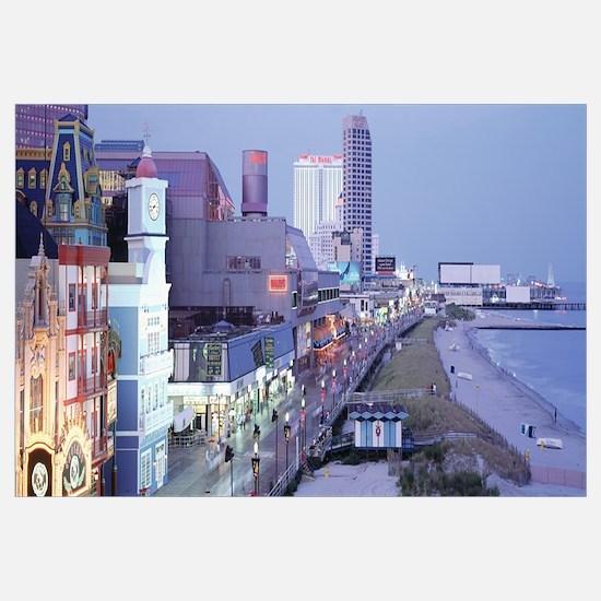 Night Atlantic City NJ