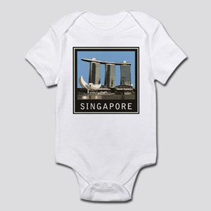 Singapore Marina Bay Sands Infant Bodysuit