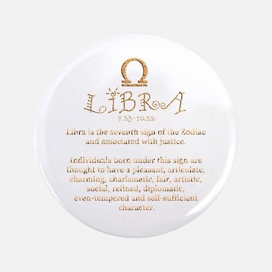 """Libra 3.5"""" Button"""
