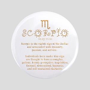 """Scorpio 3.5"""" Button"""