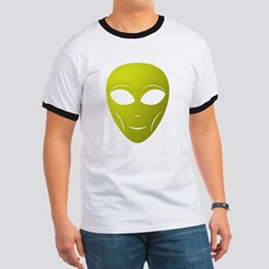 Happy Alien Ringer T