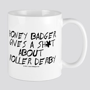 Derby Honey Badger Mug