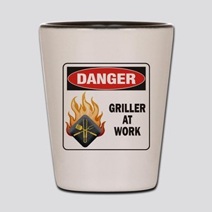 Griller Shot Glass