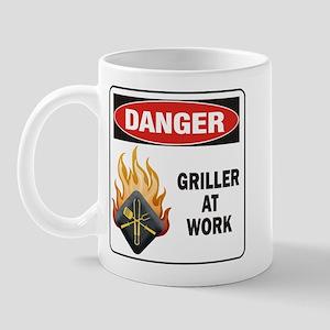 Griller Mug