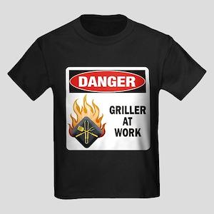 Griller Kids Dark T-Shirt