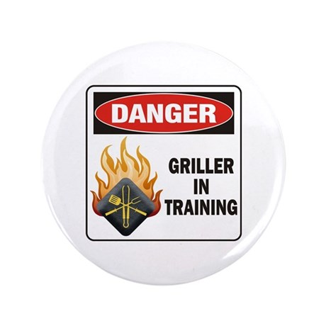 """Griller 3.5"""" Button (100 pack)"""